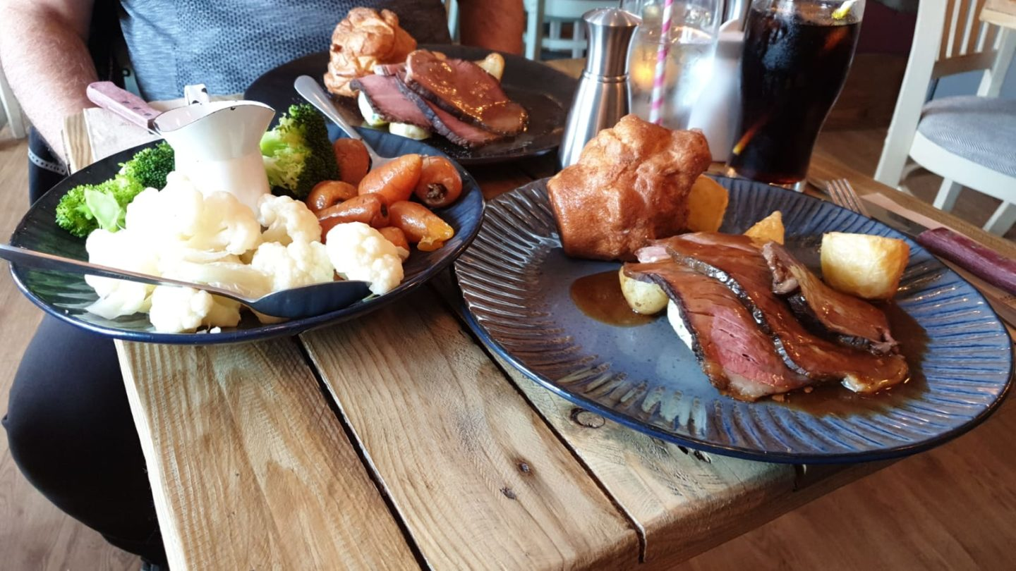 AD: Landal Sandybrook Peak District family review - a relaxing autumnal long weekend break. Bowling Green Steakhouse, Ashbourne.