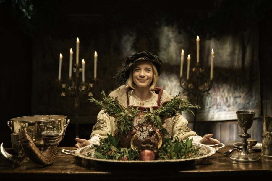 What I'm looking forward to watching on TV this Christmas - A Merry Tudor Christmas with Lucy Wors