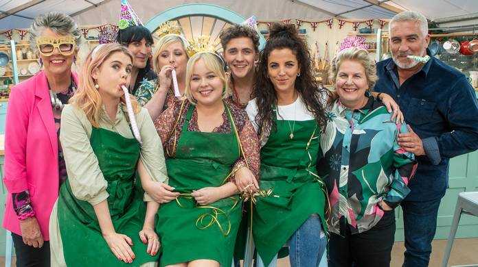 What I'm looking forward to watching on TV this Christmas - Great Christmas Bake Off with the Derry Girls