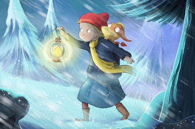 What I'm looking forward to watching on terrestrial TV this Christmas - Mimi and the Mountain Dragon
