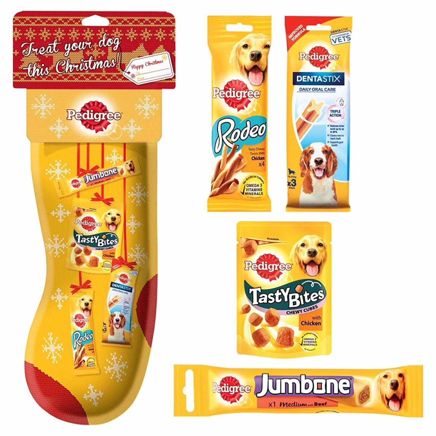 AD: Ideas for Christmas gifts for pets - pet stockings