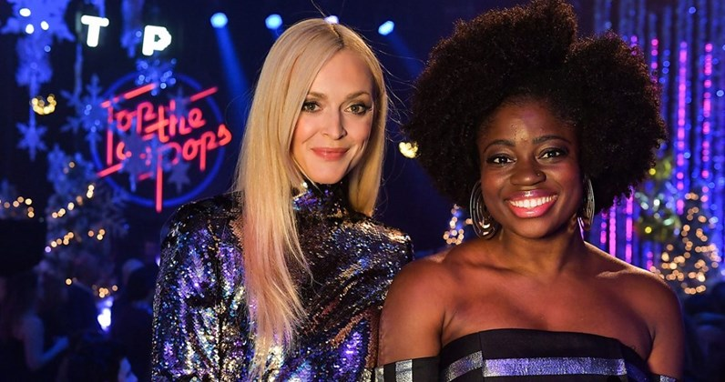 What I'm looking forward to watching on TV this Christmas - Top of the Pops Christmas special