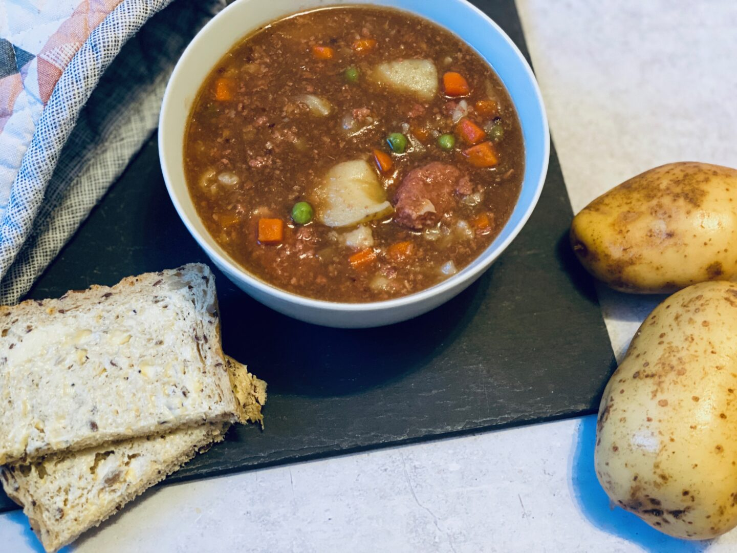 One pot corned beef stew recipe