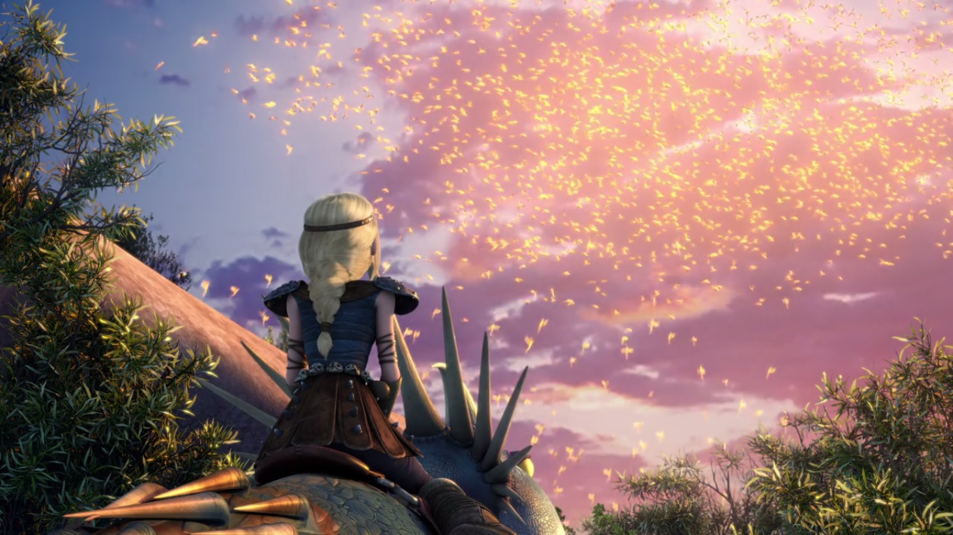 10 awesome adventure TV shows that you can enjoy with your children (that won't bore you to tears) - including Dragons: Race to the Edge.