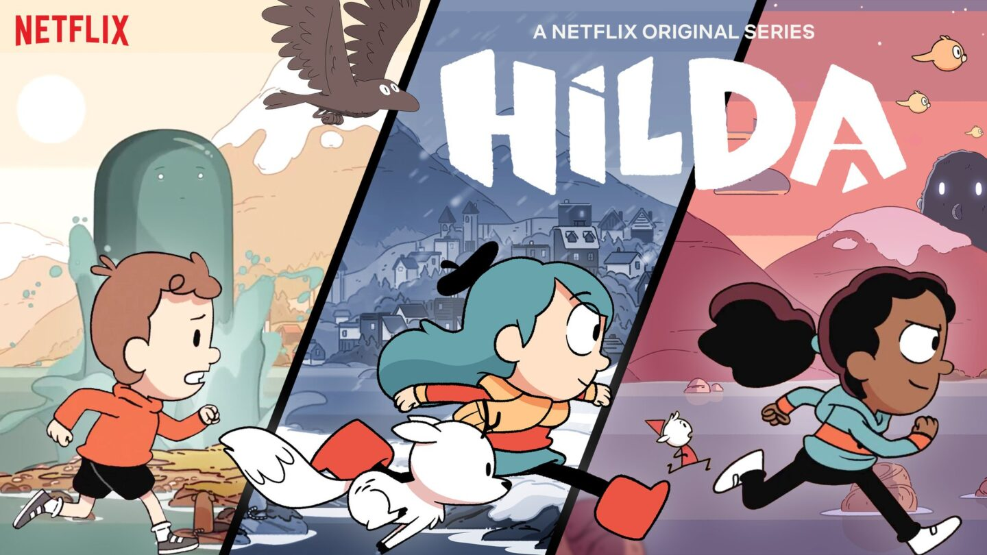 10 awesome adventure TV shows that you can enjoy with your children (that won't bore you to tears) - including Hilda.