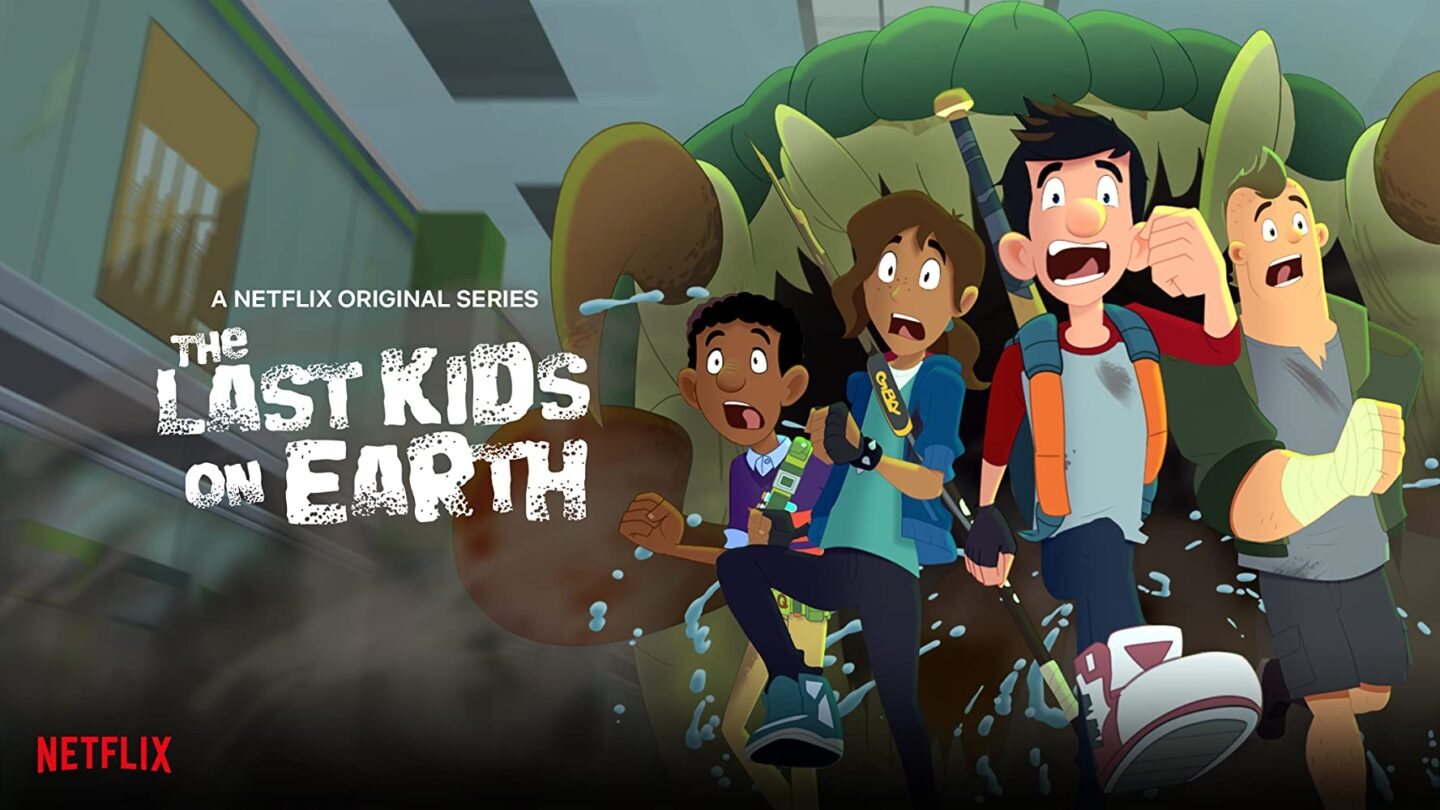 10 awesome adventure TV shows that you can enjoy with your children (that won't bore you to tears) - including The Last Kids on Earth.