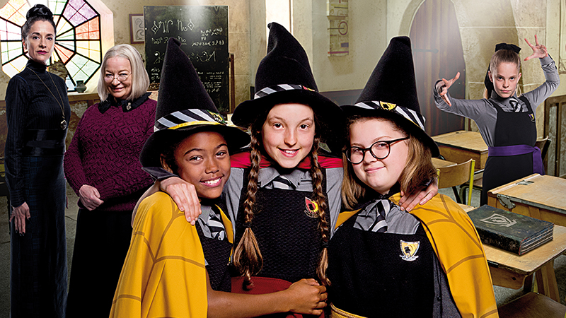 10 awesome adventure TV shows that you can enjoy with your children (that won't bore you to tears) - including the Worst Witch.
