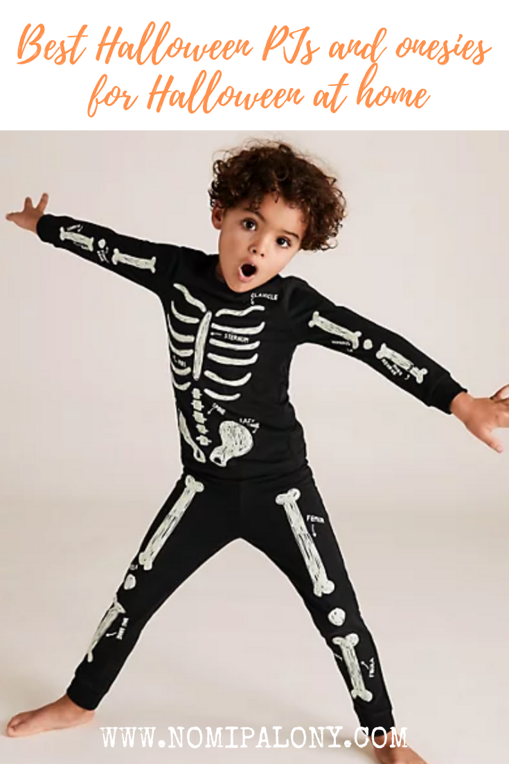 Best Halloween PJs and onesies for Halloween at home