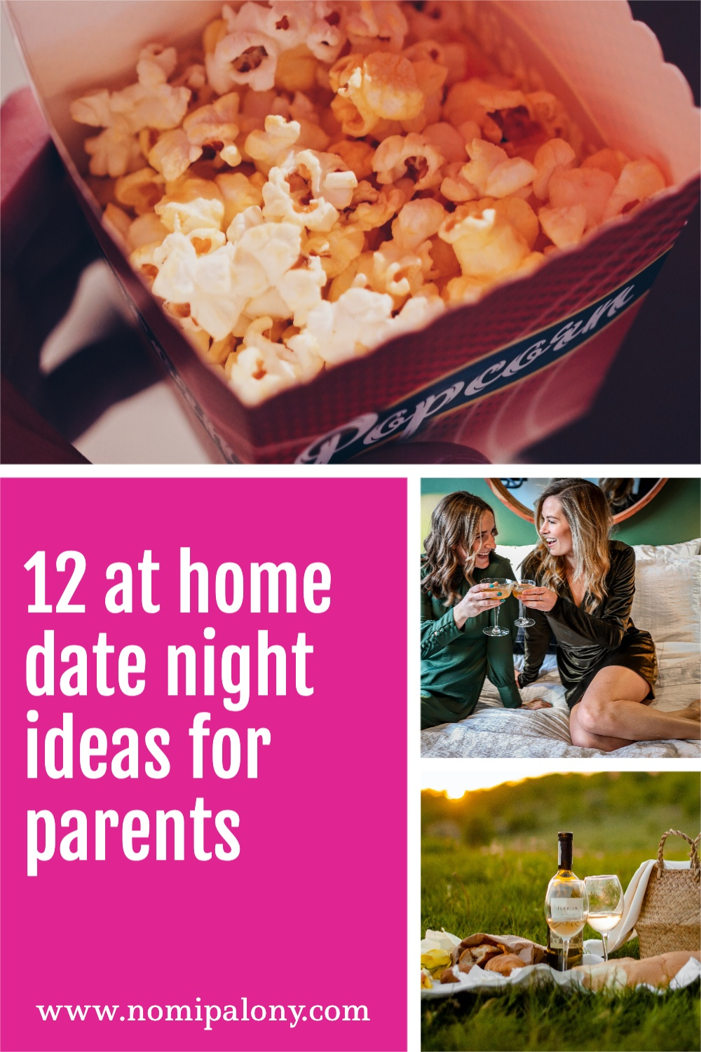 12 at home date night ideas for parents
