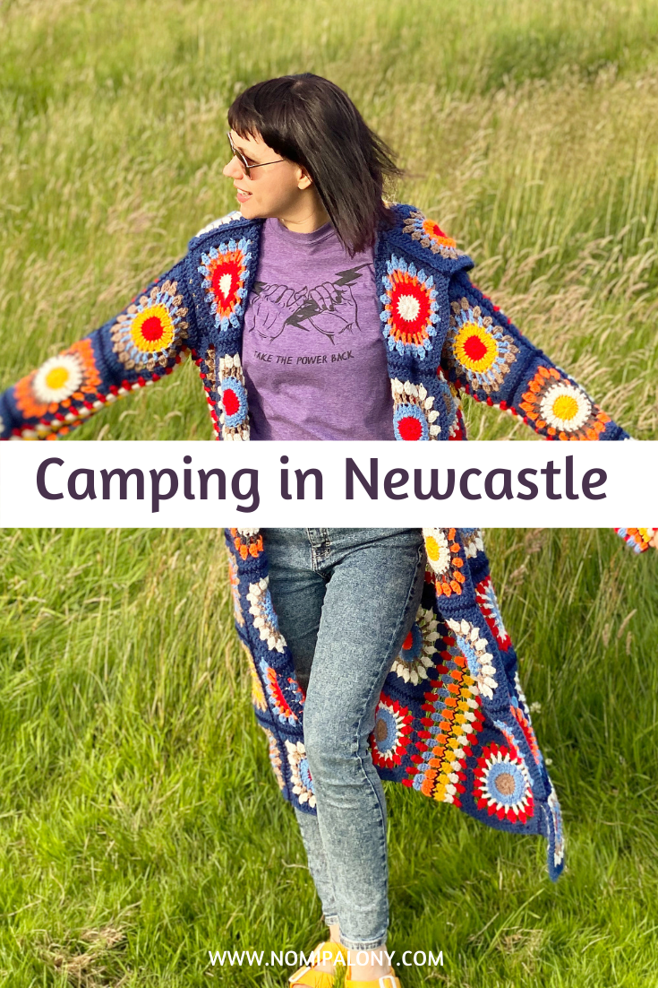 Camping Newcastle upon Tyne - some great camping sites in the Newcastle and Gateshead area of North East England.